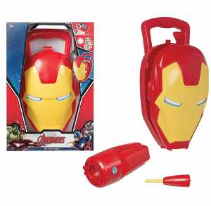 Grandi Giochi GG00962 - Valigetta Iron Man