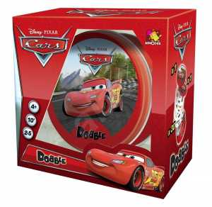 GIOCO DOBBLE CARS - Asterion - Asmodee (8234)