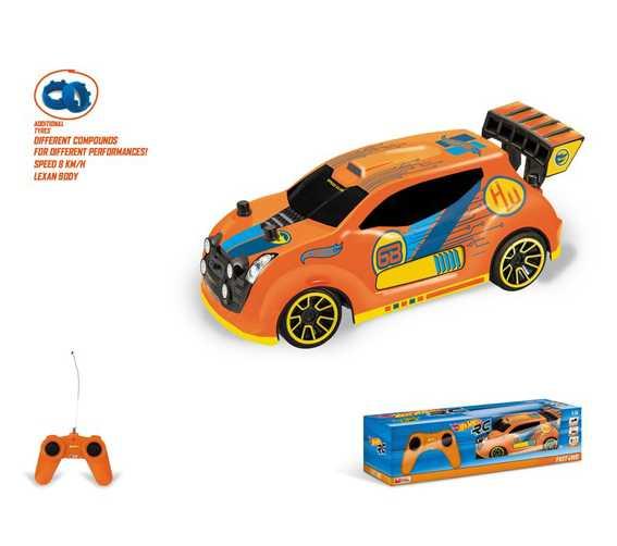 Hot Wheels–Auto Radio Control 1: 24, 38cm, Mondo 63310