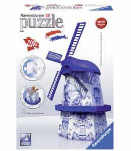 Puzzle 3D E Rompicapo Ravensburger 12519