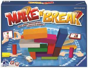 Ravensburger Italy 26764 Gioco In Scatola Make'N'Break
