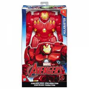 Hasbro B6496EU6 - Marvel Avengers - Personaggio Hulkbuster, 30 Cm (nuova Versione 2017)