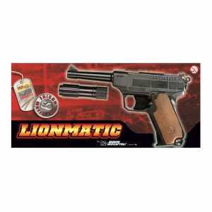 Edison Giocattoli 40856 Pistola Lionmatic