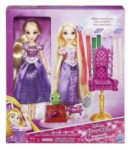 Hasbro - Principessa Ariell Con Accessori - Ariell E Il Salore Reale - Accessori Per Capelli