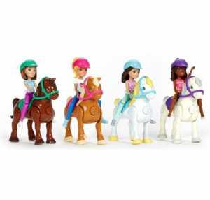 MATTEL Barbie Barbie Parti E Via + Pony Caramel FHV60 FHV62
