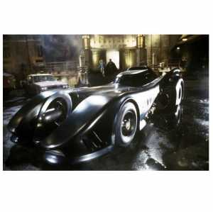 HOT WHEELS BATMAN AUTO - Mattel (Fkf36)