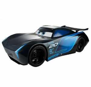 Disney - Cars - Jackson Storm Maxi, 52 Cm, FLK16
