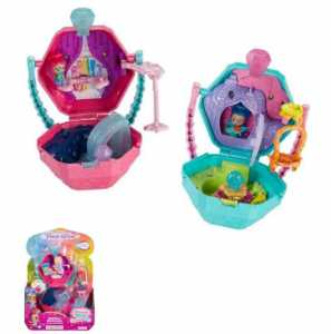 Mattel- Shimmer & Shine Cofanetto E Personaggio, FHN38