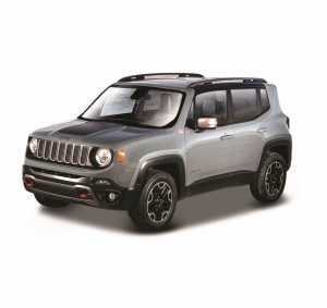 AUTO JEEP RENEGADE SCALA 1 43 - Mac Due (30385)
