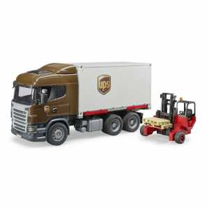 Bruder - Scania R-Series, Multicolore, 3.BU03581