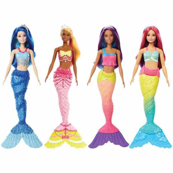 Barbie Sirena Della Baia Dell'Arcobaleno - Dal Mondo Di Dreamtopia, FJC90