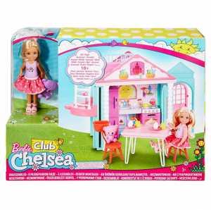 Barbie DWJ50 - La Casa Di Chelsea