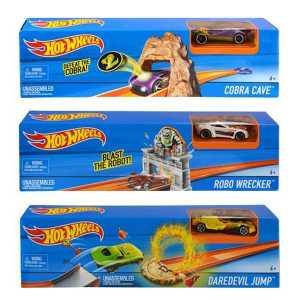 Hot Wheels Mattel Piste Mega Lancio Ass.To Dnn77