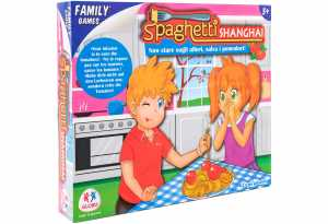 Family Games Gioco Spaghetti Al Pomodoro