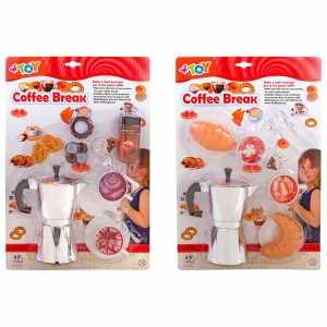 SET CAFFE' CON MOKA E ACCESSORI (A SCELTA TRA 2 MODELLI)