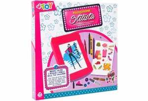 W'TOY Crea La Moda Con Pastelli/Accessori,, 38294