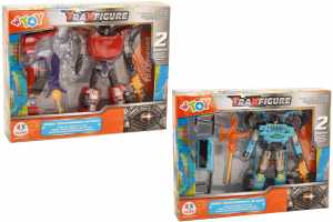 WTOY Auto TRAXFIGURE Robot