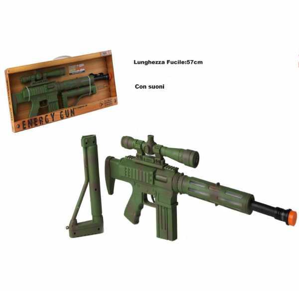 ODG Fucile Sniper LUCI E Suoni