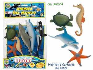 Teorema 72275 - Busta Animali Marini