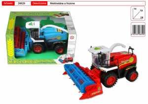 MIETITREBBIA FRIZIONE 2 MODELLI CM 22 - Toys Garden (26629)