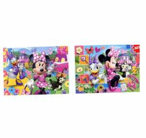 Minnie - Licenze 24750 - Happy Helper 2 Puzzle, 20 Pezzi