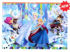 Frozen - Licenze - Puzzle, 60 Pezzi, 26981
