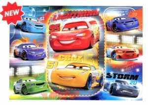 PUZZLE 60 Pezzi CARS 3 - Clementoni (26983)