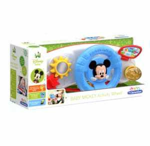 Disney Baby - Licenze 17213 - Baby Mickey Volante Da Passeggino