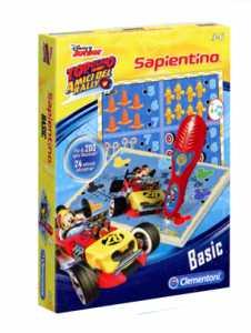 Clementoni - Sapientino Penna Basic Mickey Roadster, 16087