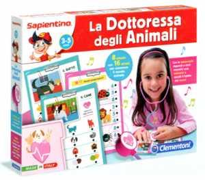 Giochi Di Sapientino 16096 - La Dottoressa Degli Animali
