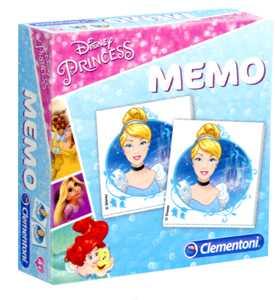 Clementoni Memo Princess, 18009