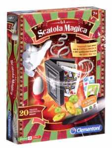 Clementoni 16082 - La Scatola Magica