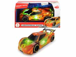 Dickie- Lightstreak Racer, 20 Cm, 203763002