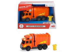 Dickie 203302000 - Camion Ecologia, 15 Cm