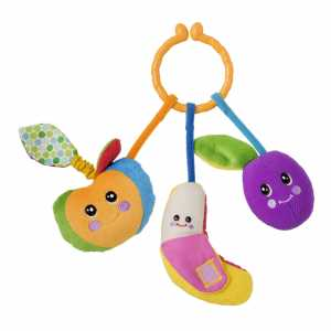 Chicco Gioco Baby Senses Tutti-Frutti Passeggio, Multicolore, 00009227000000