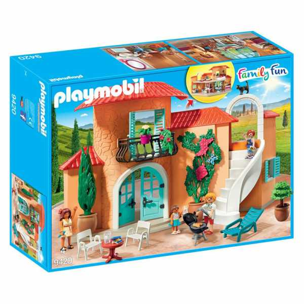 Playmobil 9420 - Villa Sunny Holiday