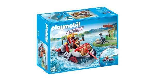 Playmobil 9435 - Gommone Dei Predatori
