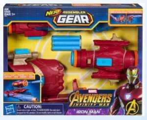 Hasbro Marvel Avengers - Blaster Assembler Gear Spiderman, E2134EU4