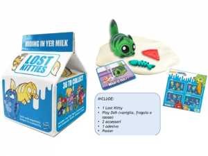 LOST KITTIES Set BASE SERIE 2019 12 SOGGETTI - Hasbro (E4459eu4)