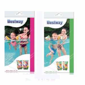 Bestway 32102 - Braccioli Giungla, 30 X 15 Cm, Multicolore