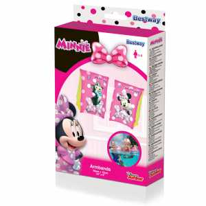 Bestway Disney - Minnie Mouse Braccioli - Bambini 3 A 6 Anni