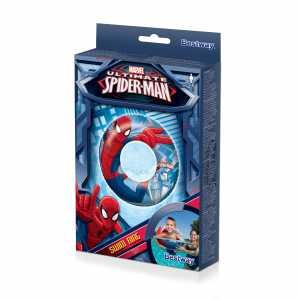 Bestway 98003 - Salvagente, 56cm, Modello Spiderman