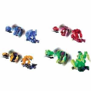 Rocco Giocattoli Screechers Wild-Veicoli Trasformabili L2/A, 1 Pezzo, Colore Assortito, EU683120-3
