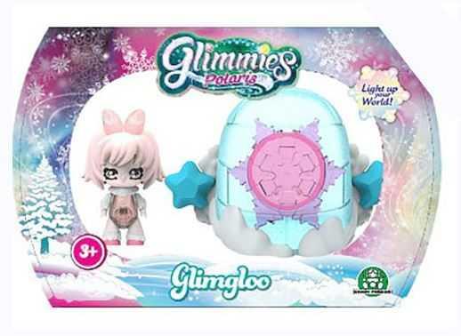 Giochi Preziosi Glimmies Polaris Glimgloo 909, Multicolore, 8056379057642