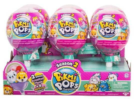 Giochi Preziosi Pikmipops S2 Surpr Pack Cdu6 384, Multicolore, 8056379056355