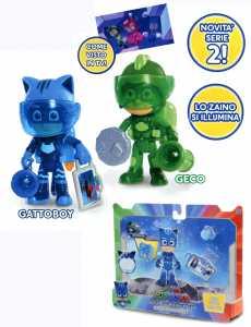 Giochi Preziosi PJ Masks PIGIAMINI Personaggio Super Moon, PJU03000