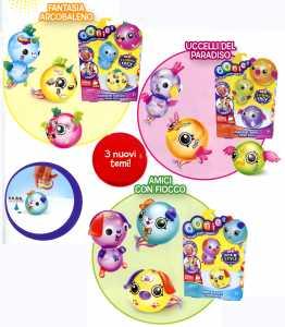 Giochi Preziosi Oonies Theme Refill Ass S2 332, Multicolore, Norme, 8056379060475