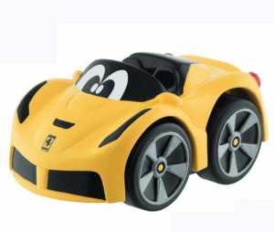 Chicco 00009495000000Turbo Touch Cabrio Ferrari Mini Macchine Da Corsa
