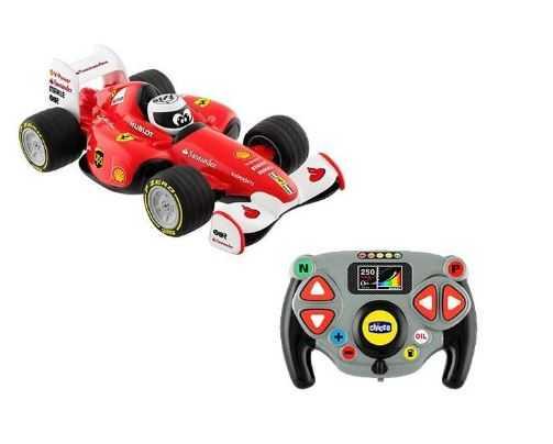 Chicco Scuderia Ferrari F1, Macchina Telecomandata, Rossa, 00009528000000