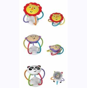 Fisher-Price ANIMALETTO SPINGI & Gira Panda FVF44